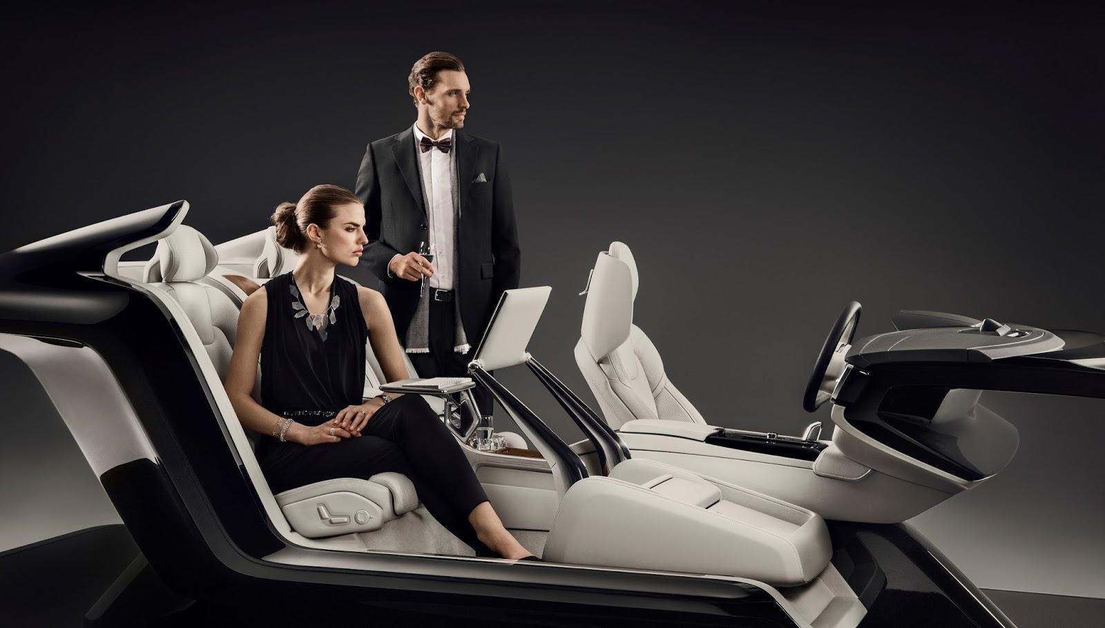 VOLVO2BS902BEXCELLENCE2BCONCEPT 2 Το Νέο Volvo S90 ήταν ο μεγάλος guest star στο συνέδριο ηγεσίας της ΕΑΣΕ Luxury, Luxury sedan, sedan, Volvo, Volvo S90