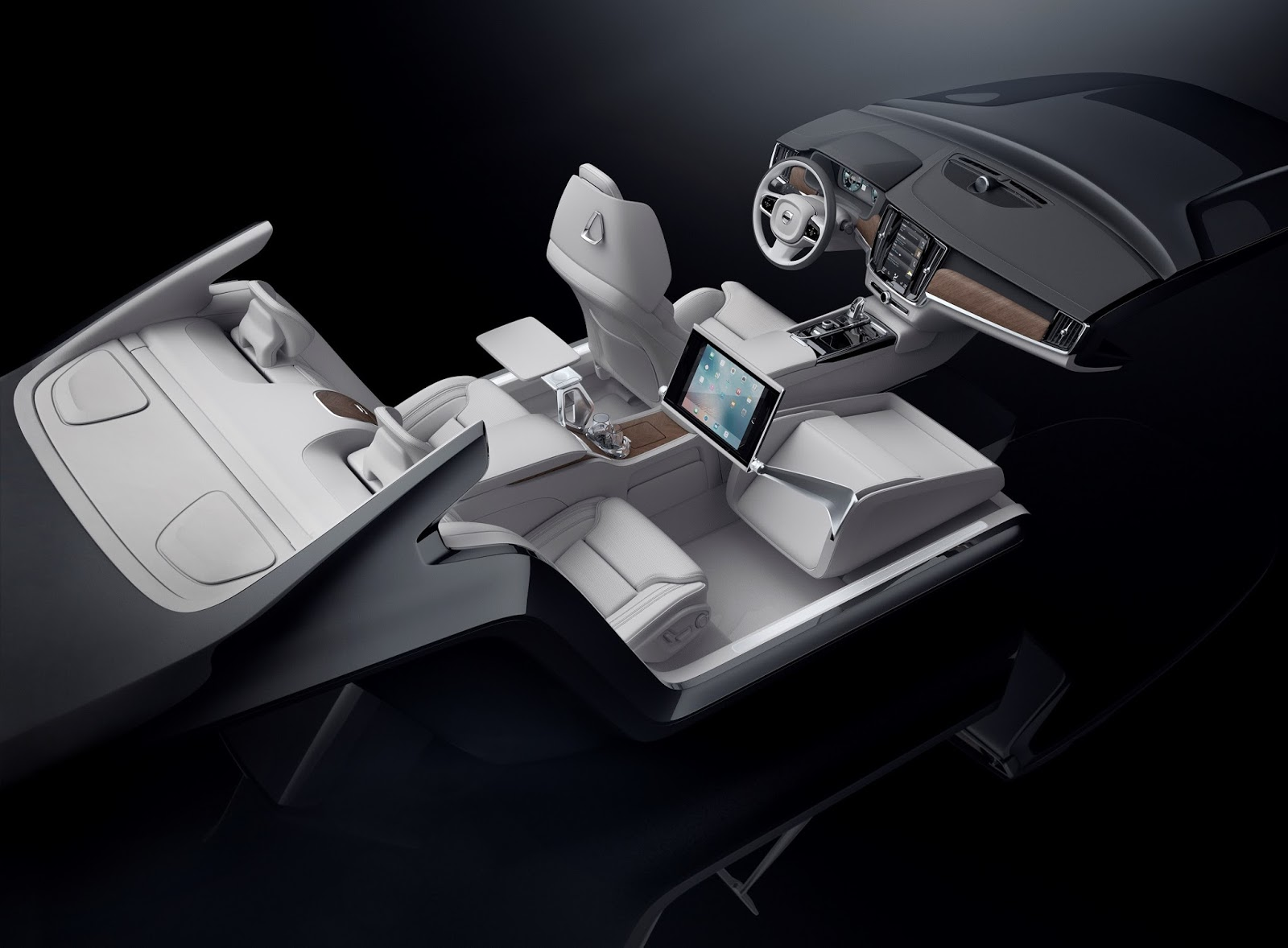 VOLVO2BS902BEXCELLENCE2BCONCEPT 3 Το Νέο Volvo S90 ήταν ο μεγάλος guest star στο συνέδριο ηγεσίας της ΕΑΣΕ Luxury, Luxury sedan, sedan, Volvo, Volvo S90