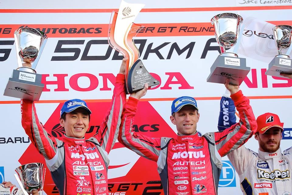 fujigt1 Διπλή νίκη για τα Nissan GT-R στις κατηγορίες GT500 και GT300, στην πίστα του Fuji. Fuji Speedway, GT500, GTR, Nissan, Nissan GT-R NISMO GT3, Nissan GT-R NISMO GT500, Rally, Super GT, videos