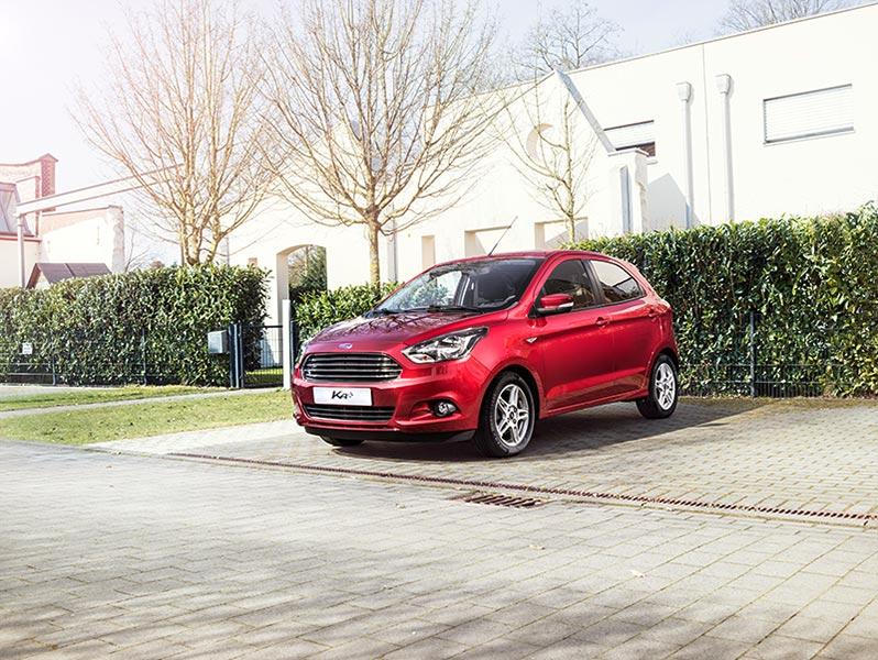 Το Νέο Ford KA+ ξεπακετάρεται!