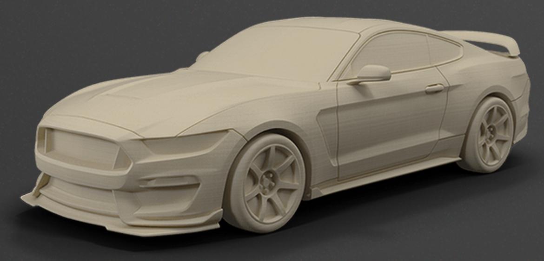 3dford4 Το 3D Printing και οι εφαρμογές του στα αυτοκίνητα ανταλλακτικά, αυτοκίνητα