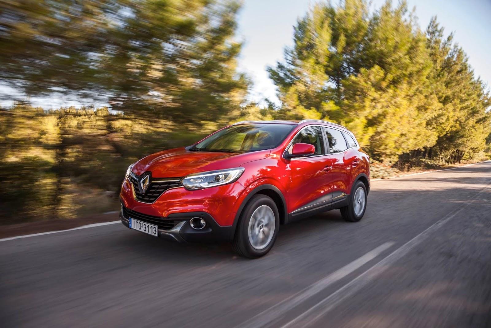IMG 9858 Το Renault Kadjar ξεκινά την εμπορική του πορεία από 20.850 ευρώ Renault, Renault Kadjar, SUV