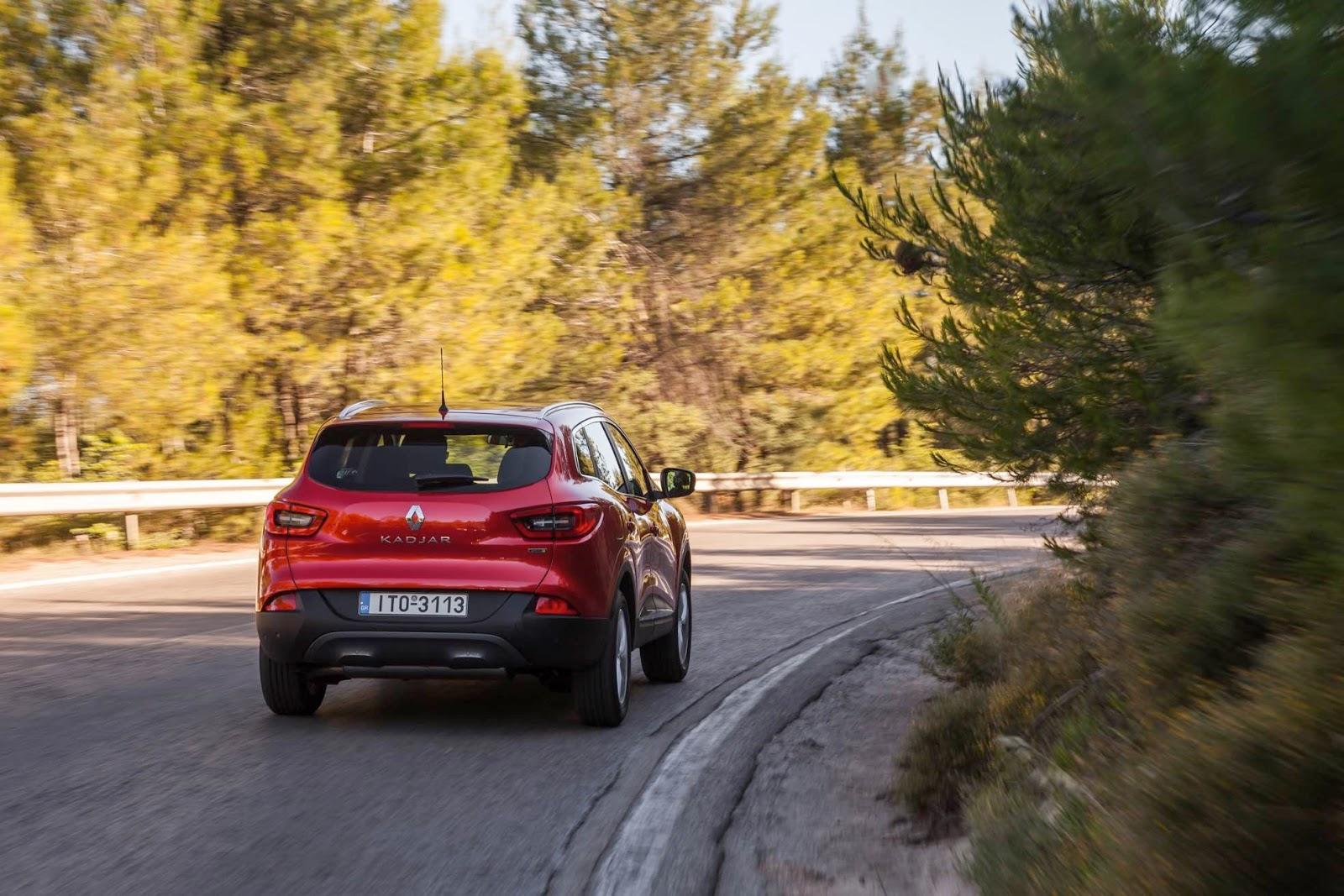 IMG 9876 Το Renault Kadjar ξεκινά την εμπορική του πορεία από 20.850 ευρώ Renault, Renault Kadjar, SUV