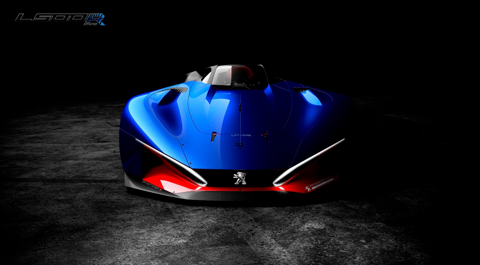 L500 022Blow Το Peugeot L500 R Hybrid δημιουργήθηκε από το παρελθόν για να διαβλέψει το μέλλον των αγώνων αυτοκινήτου! Future, Peugeot, Peugeot L45, Τεχνολογία