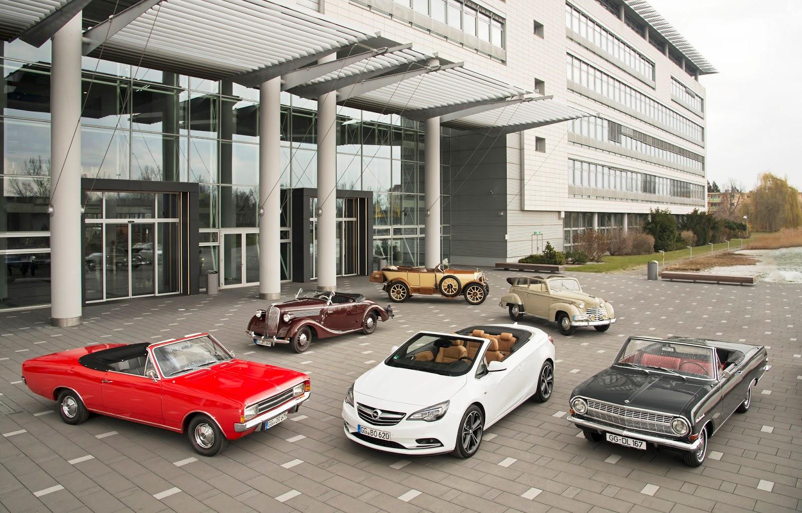 Opel Rallye Hessen Th25C325BCringen 301769 Ταξίδι στο χρόνο μέσα από την ιστορία 100 χρόνων των Opel Cabrio cabrio, Opel, Opel 8/25 hp, Opel Cascada, Opel Olympia, Opel Record