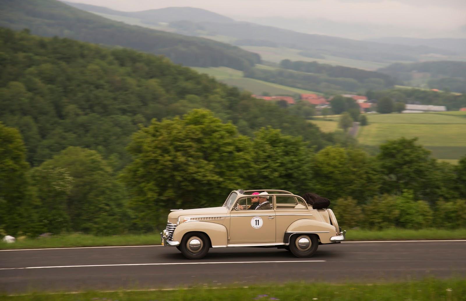 Opel Rallye Hessen Thueringen 2016 Olympia Cabrio Limousine 301185 Ταξίδι στο χρόνο μέσα από την ιστορία 100 χρόνων των Opel Cabrio cabrio, Opel, Opel 8/25 hp, Opel Cascada, Opel Olympia, Opel Record