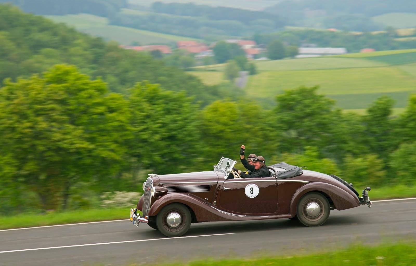 Opel Rallye Hessen Thueringen 2016 Super 6 301179 Ταξίδι στο χρόνο μέσα από την ιστορία 100 χρόνων των Opel Cabrio cabrio, Opel, Opel 8/25 hp, Opel Cascada, Opel Olympia, Opel Record