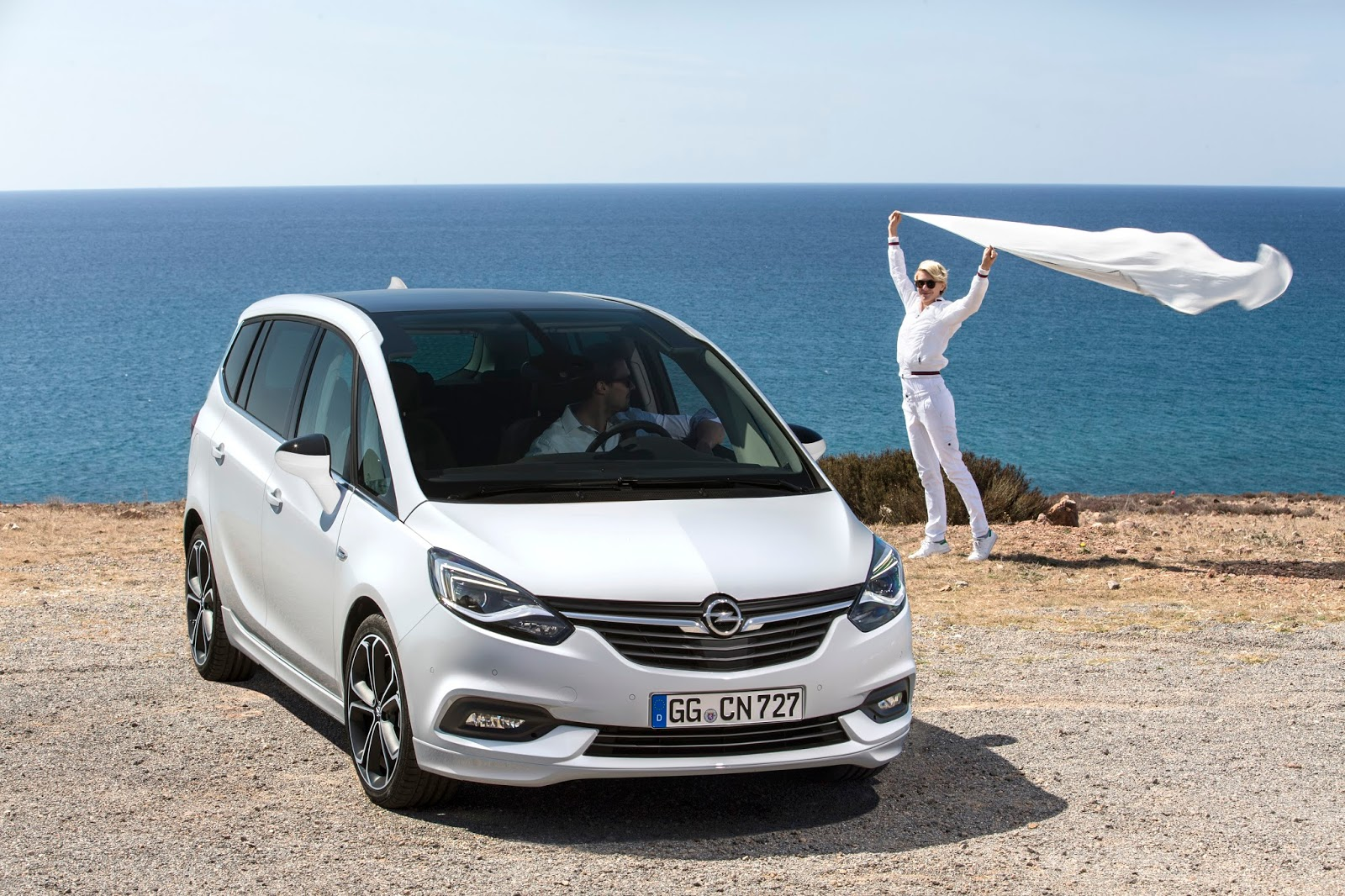 Opel Zafira 300722