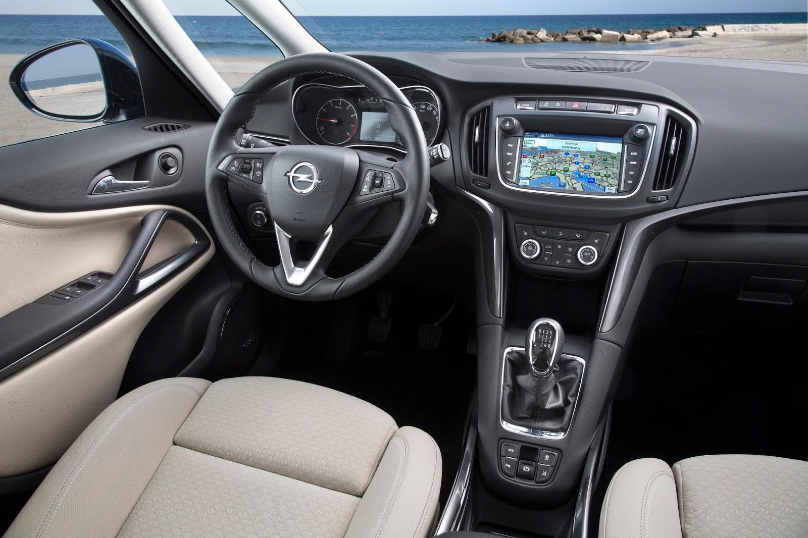 Opel Zafira 300725