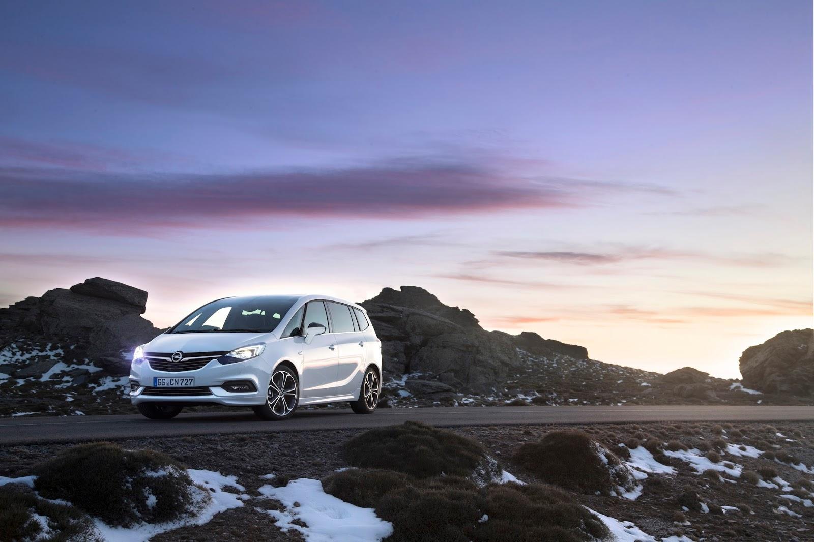 Opel Zafira 300732