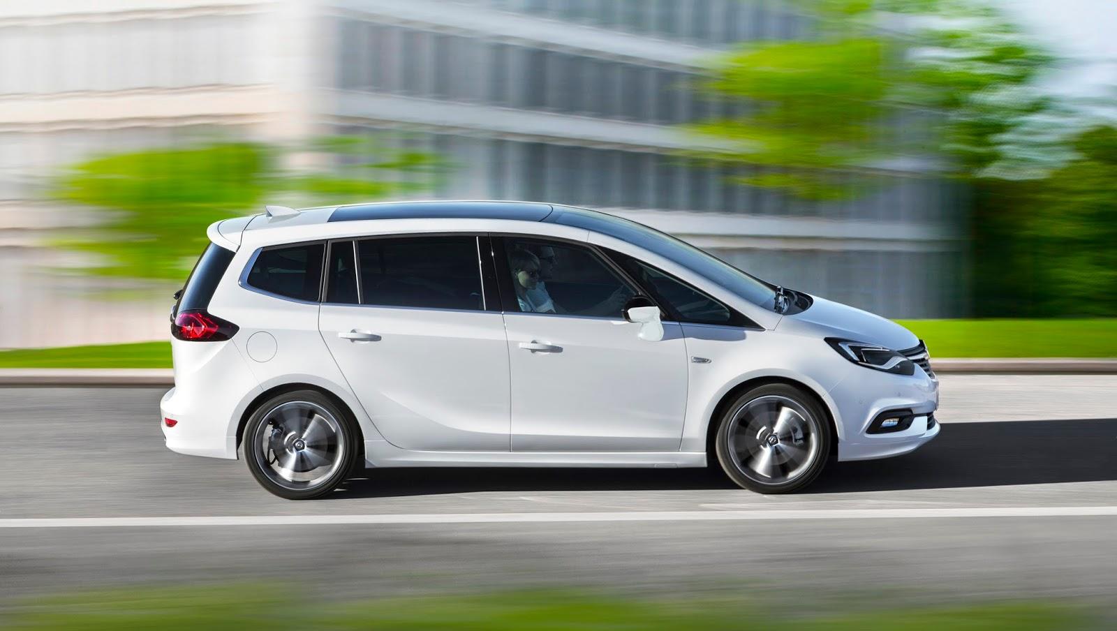 Opel Zafira 301026