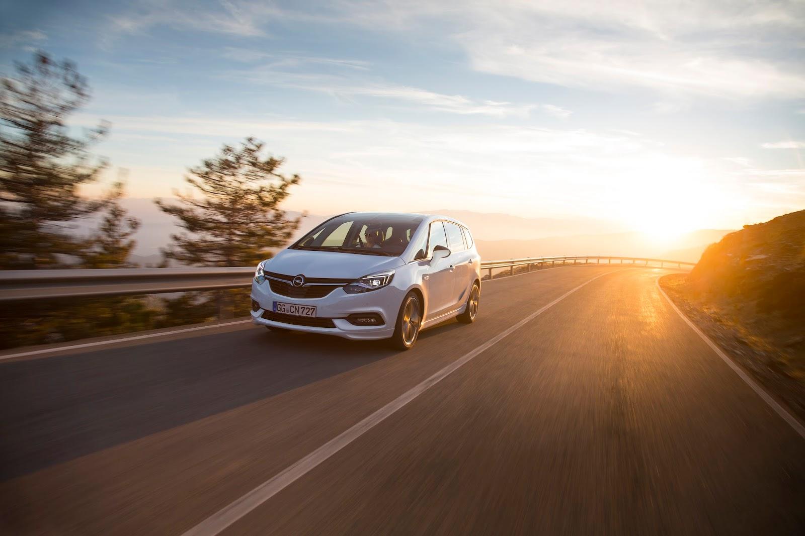 Opel Zafira 300730