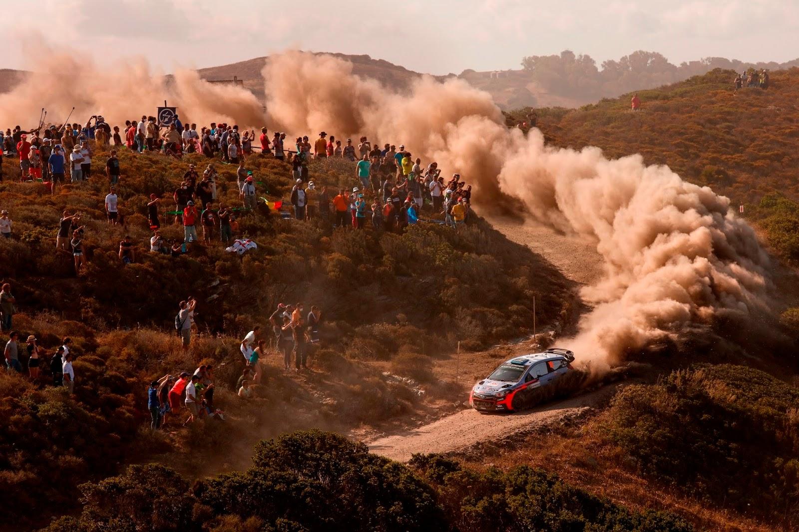 Rally Sardinia Italia II