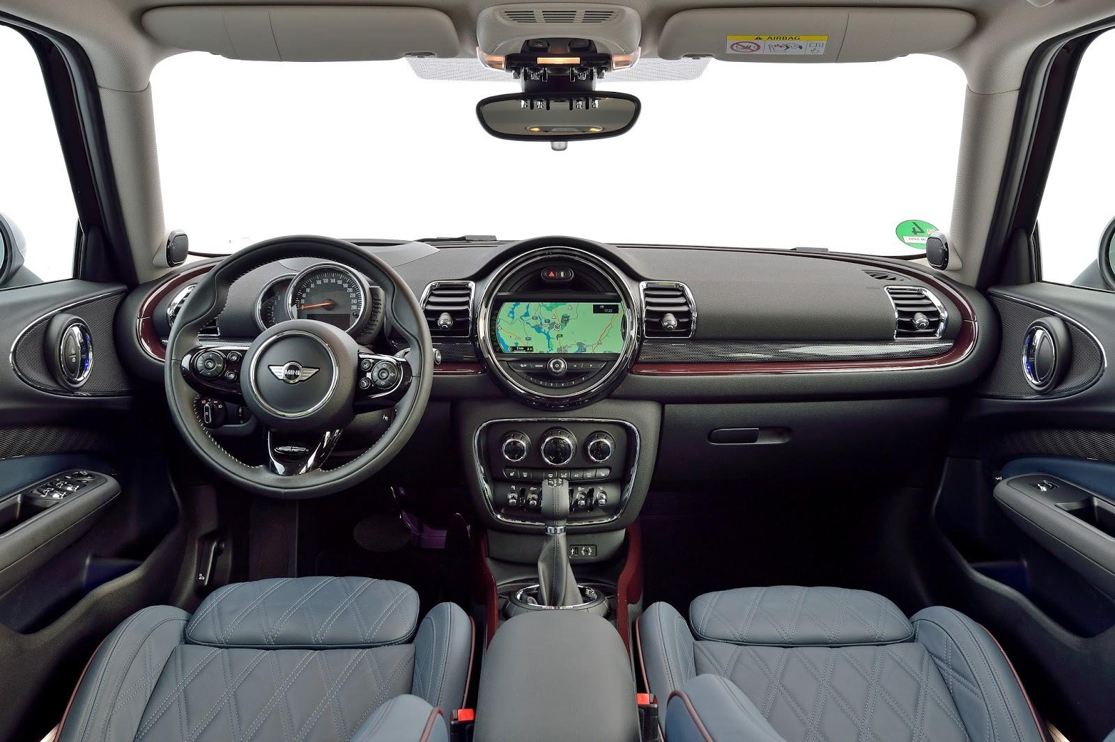 esoteriko Οδηγούμε το Mini Cooper S Clubman TEST, ΔΟΚΙΜΕΣ