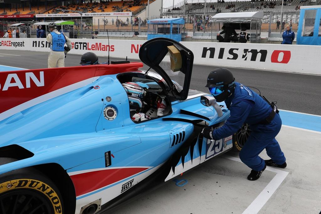 nissan at the 2016 le mans test 27480707465 rs Με στόχο την νίκη, η Nissan συμμετέχει στην κατηγορία LM P2 του φετινού 24ωρου Le Mans LE MANS, Nismo, Nissan, videos
