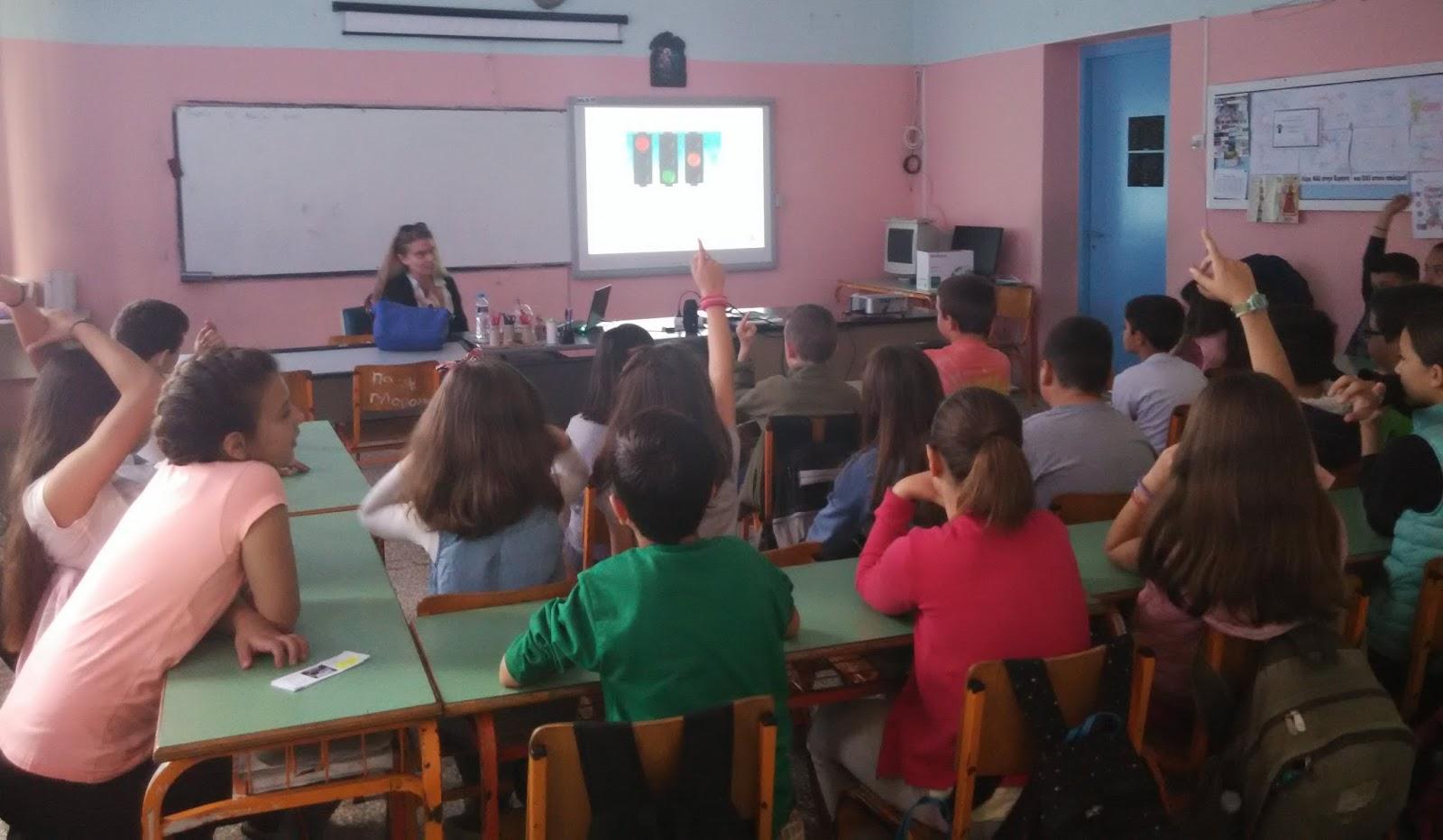 pella2 Σεμινάρια Κυκλοφοριακής Αγωγής σε χιλιάδες μαθητές σχολείων κυκλοφοριακή αγωγή, σχολείο