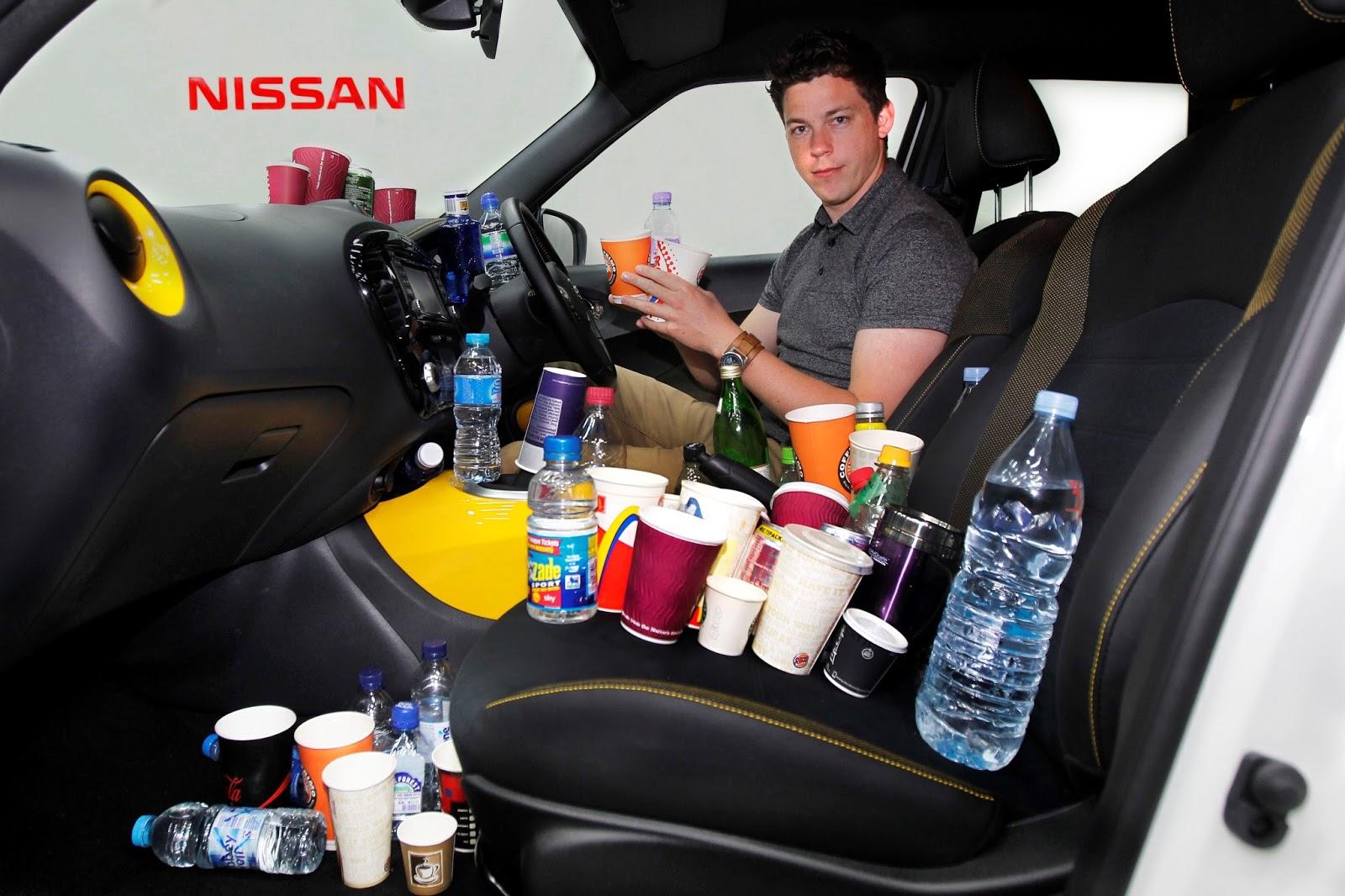 147256 1 5 Tι ξεχωριστό έχουν οι ποτηροθήκες στα μοντέλα της Nissan; Nissan