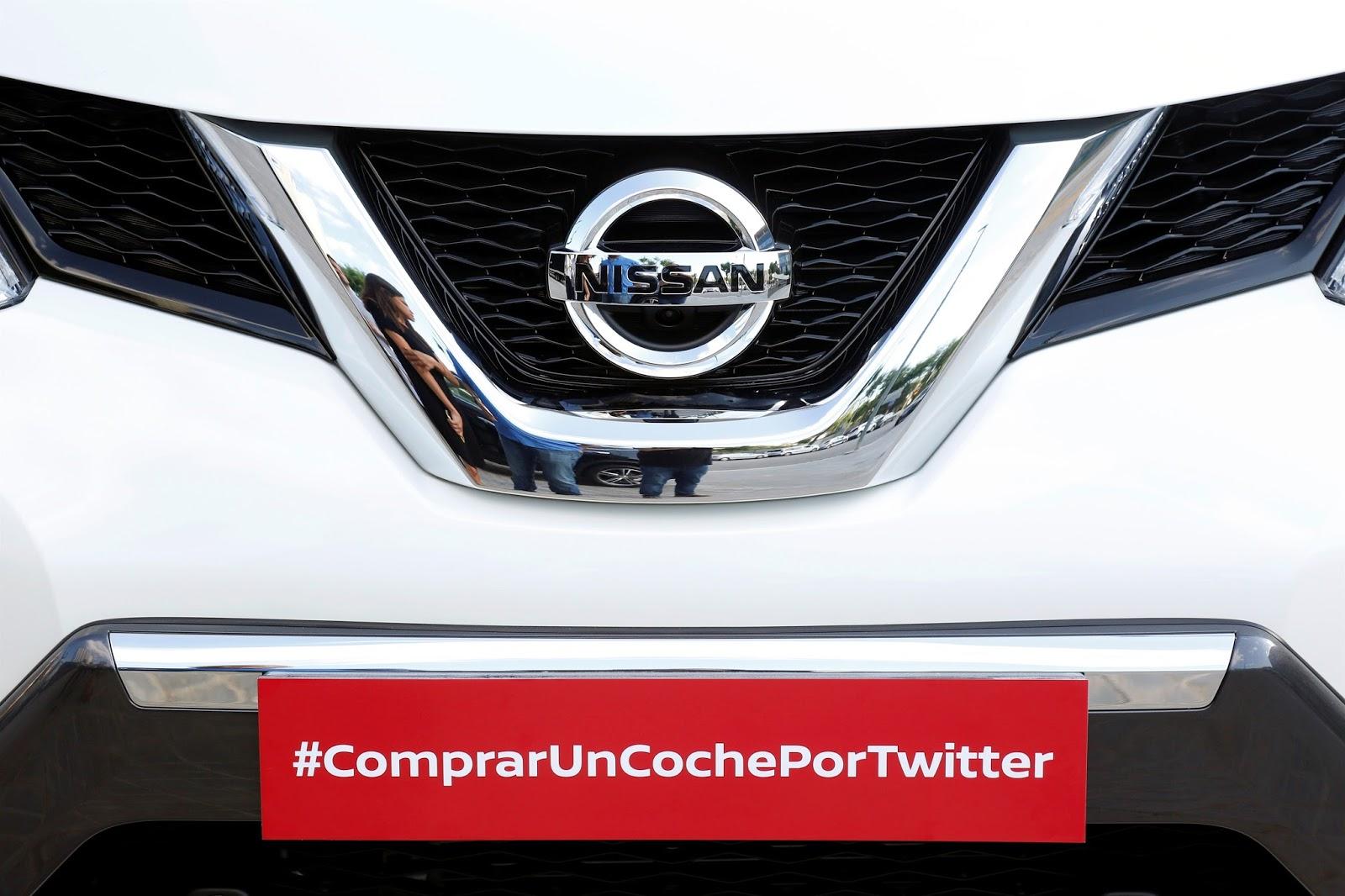 147849 1 5 Η Nissan πούλησε ένα X-Trail μέσω... twitter Nissan, Nissan X-trail, twitter, πωλήσεις, Τεχνολογία