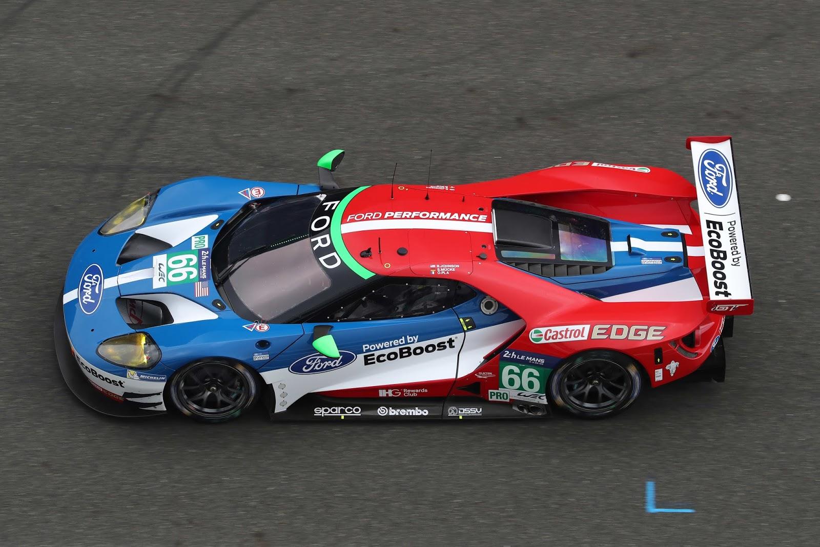 Η Ford με το GT θα τρέξει στον εξάωρο αγώνα αντοχής του Nürburgring την Κυριακή FIA, Ford, Ford GT, LE MANS, Nurburgring, Rally