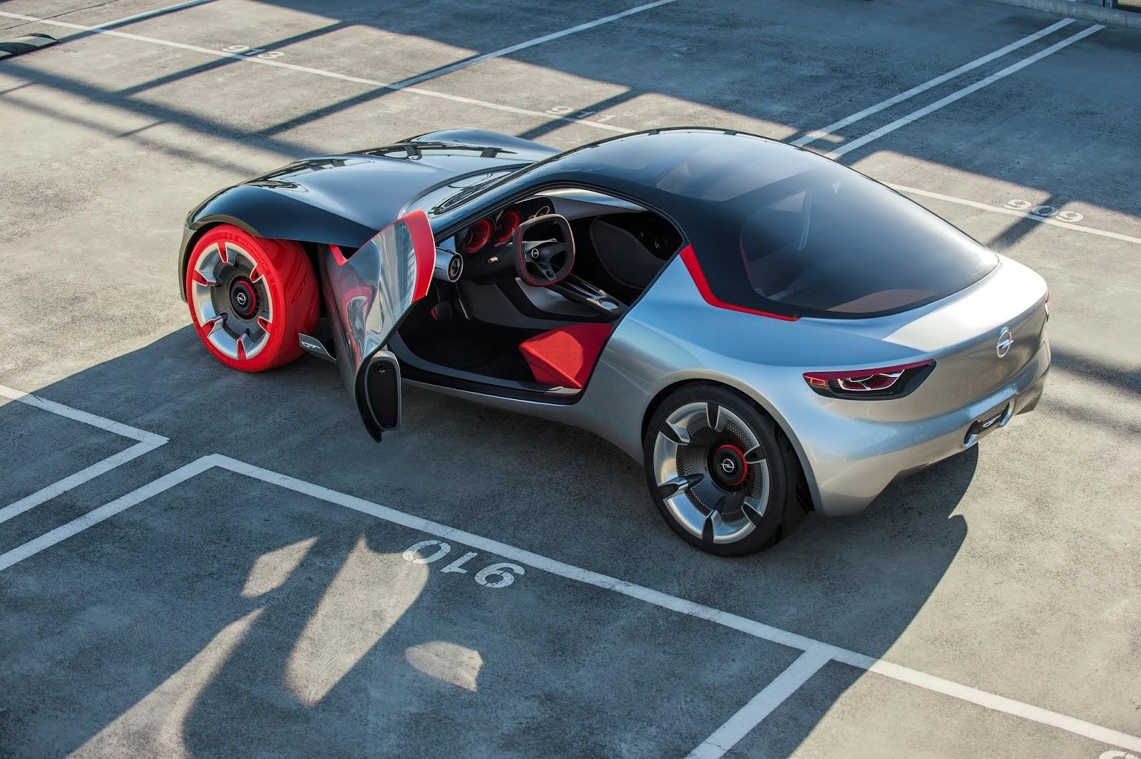 Opel GT Concept 298986 Το Opel GT concept βραβεύτηκε ως το καλύτερο πρωτότυπο αυτοκίνητο του 2016 Awards, Opel, Opel GT, Opel GT Concept