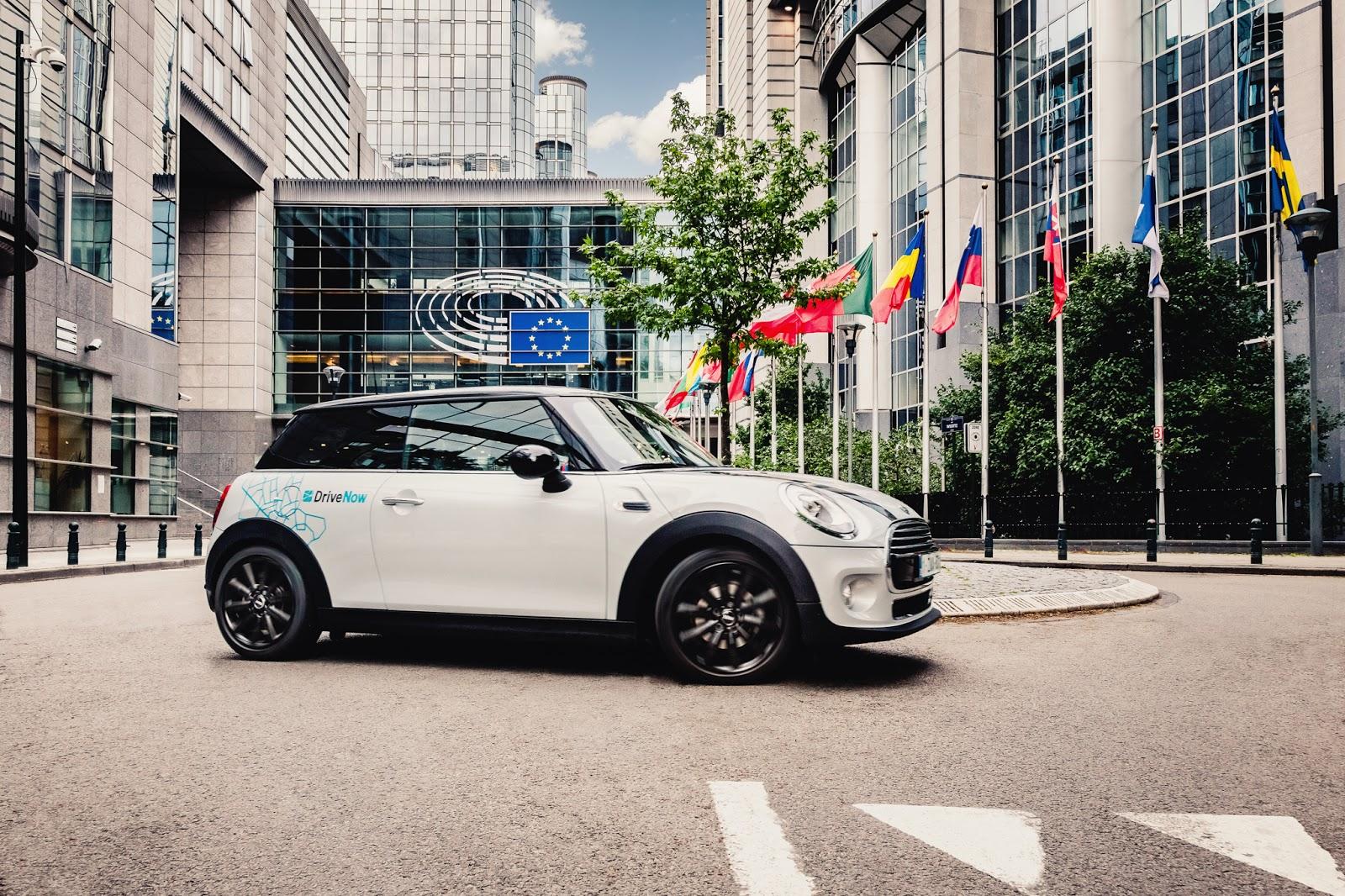 P90225910 highRes drivenow carsharing Οι Βρυξέλες γίνονται η 10η πόλη του προγράμματος κοινοχρησίας οχημάτων