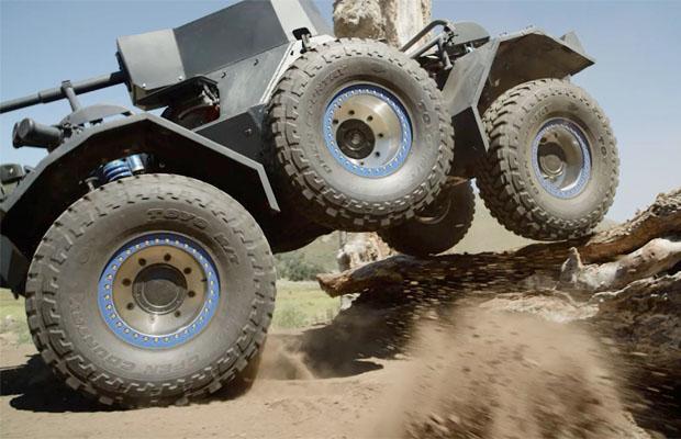 The Ferret Toyo Tires BJ Baldwin 7 20 16 Το νέο όχημα του BJ Baldwin το ζηλεύει και ο Batman BJ Baldwin, Fun, Offroad, tires, videos, zblog