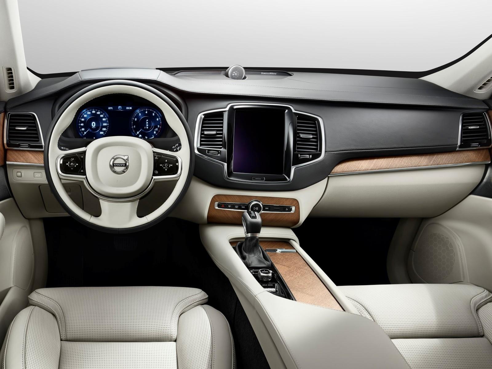 Volvo2BCars2B25CF258425CE25BF2B2016 Τριπλασιασμός λειτουργικών κερδών για τη Volvo το 2016 Sales, Volvo, Volvo S90, Volvo XC90, πωλήσεις