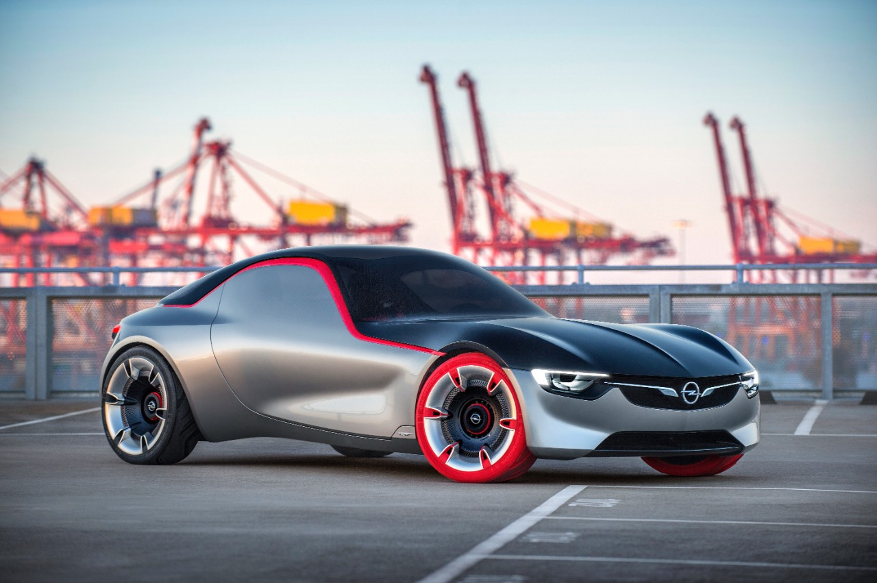 cq5dam.web .1280.1280 Το Opel GT concept βραβεύτηκε ως το καλύτερο πρωτότυπο αυτοκίνητο του 2016 Awards, Opel, Opel GT, Opel GT Concept