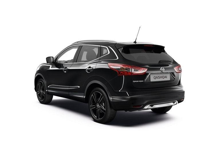 qashqaitopspeedgr2 Ήρθε και στην Ελλάδα η Black Edition του Qashqai Nissan, Nissan Qashqai