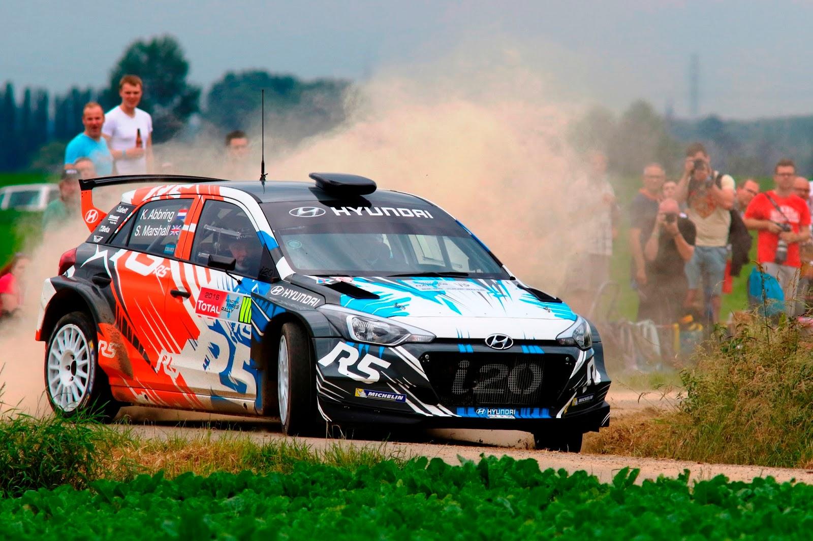 rally ypres i29 r5 1 Η Hyundai Motorsport έφτιαξε το πρώτο i20 R5 για ιδιώτες και έτρεξε στο Ypres Rally Hyundai, Hyundai i20, Hyundai i20 R5, Rally