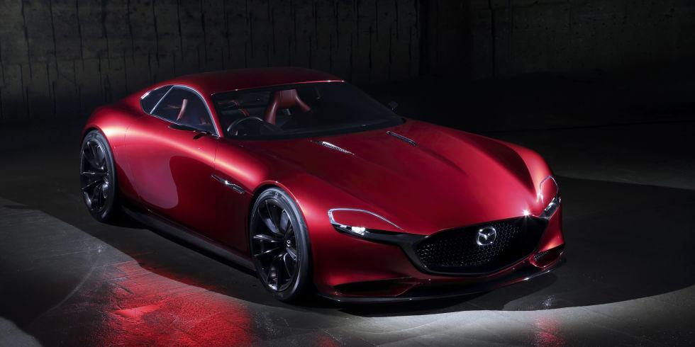 Τον Μάρτιο του 2018, έρχεται το νέο Mazda RX-7; Mazda, Mazda RX-7, Mazda RX-9, zblog