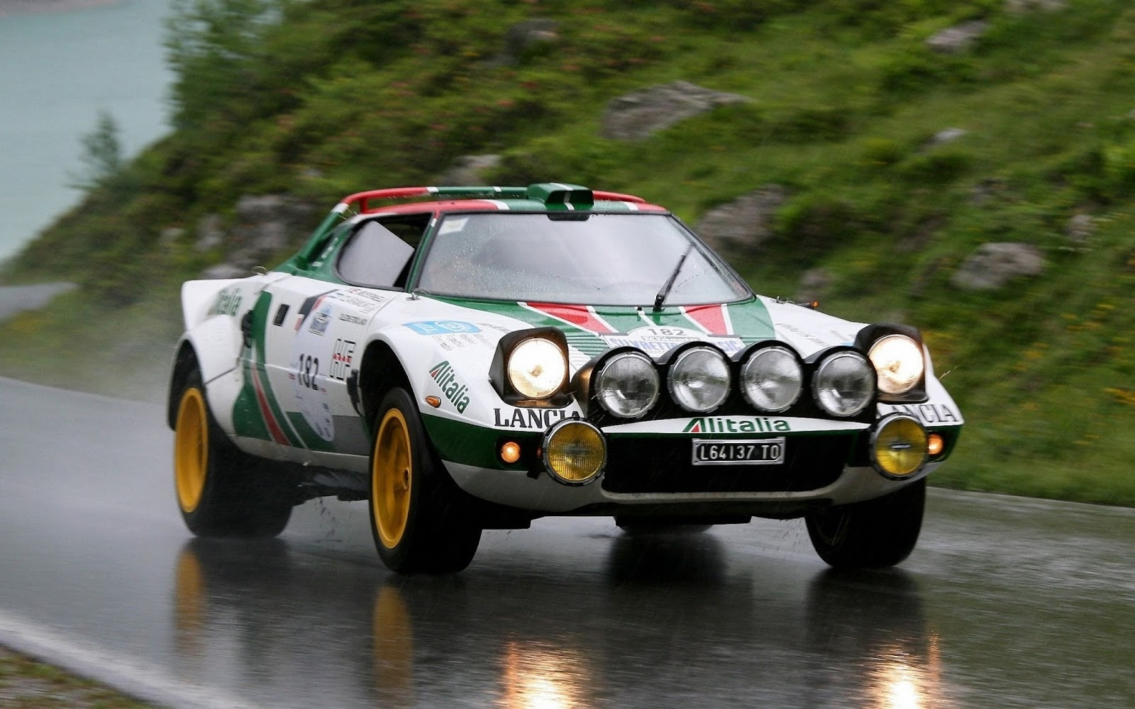 stratos Ονειρική συνάντηση με 37+1 Lancia Stratos Classic, Group B, Lancia, Laoncia Stratos, videos