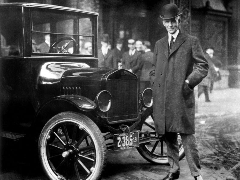 1f Η μέρα που ο Ford άλλαξε τον κόσμο Ford, zblog