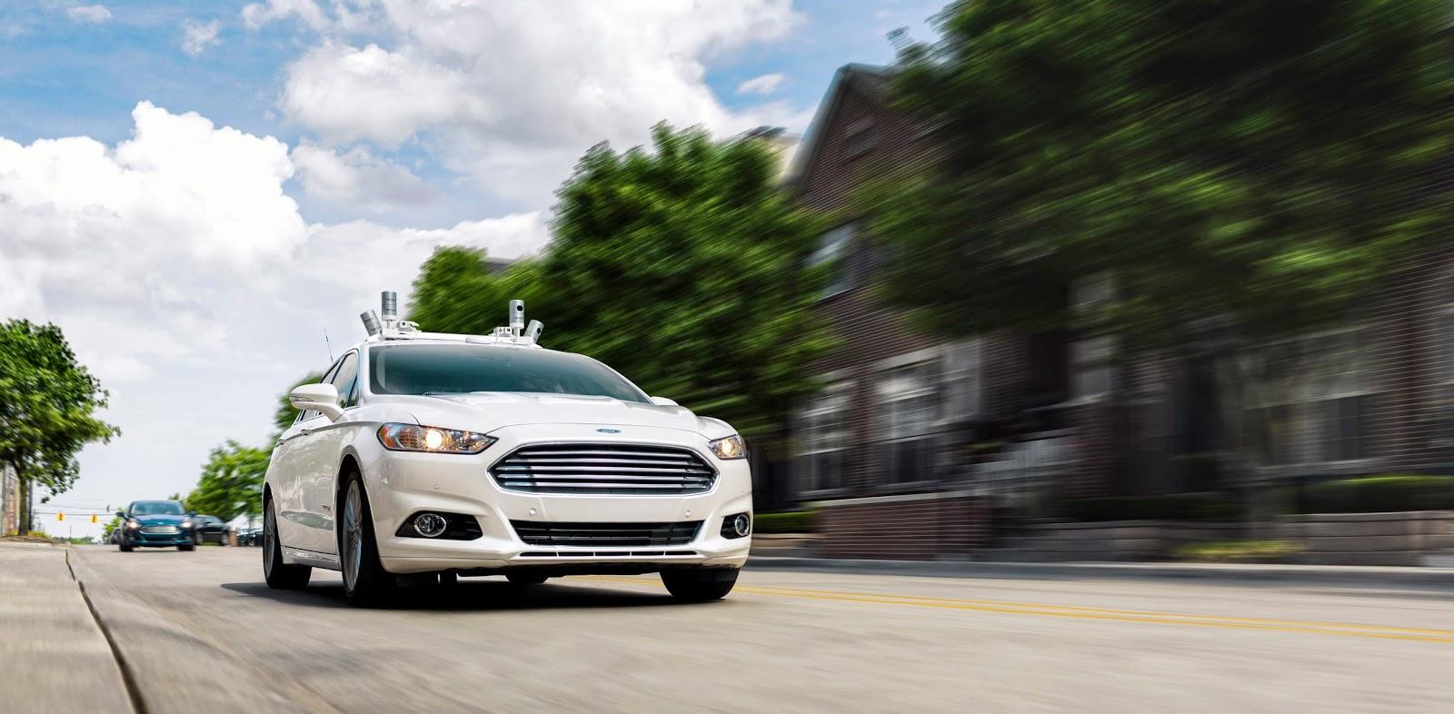 Ford Fusion AV 01 HR 1 Η Ford στοχεύει να βγάλει σε μαζική παραγωγή ένα πλήρως αυτόνομο όχημα το 2021 Autonomous Driving, Ford, videos, Τεχνολογία