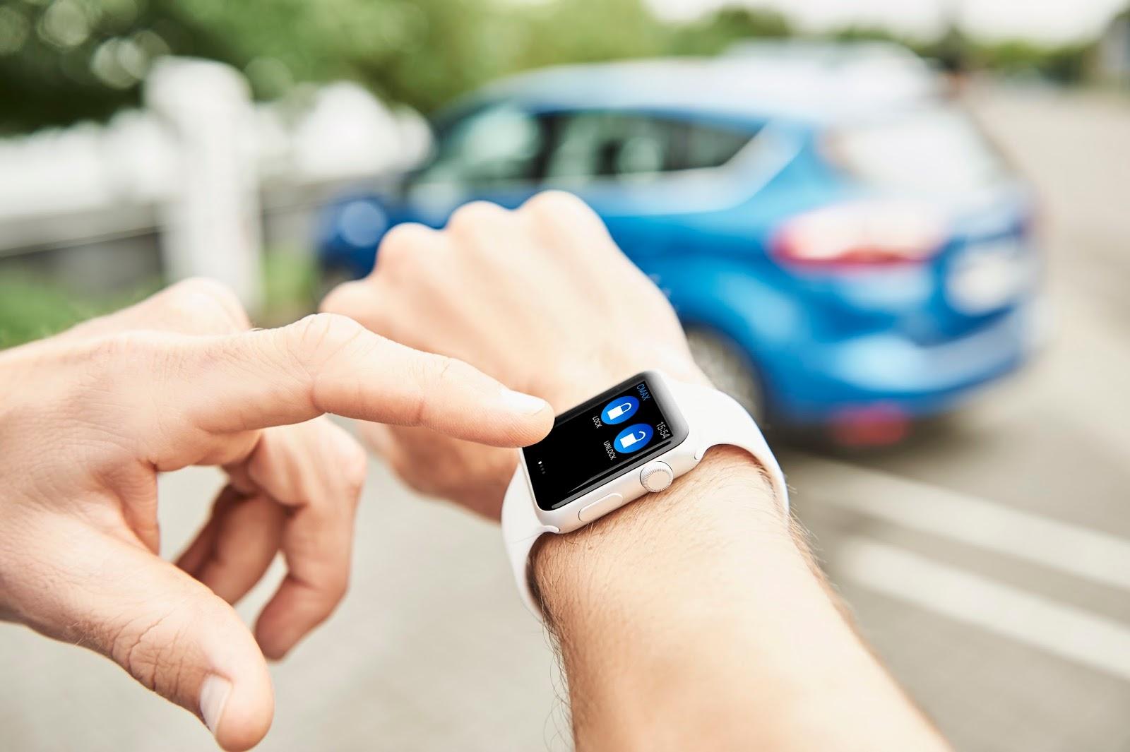 11 MyFordMobile charging Χρησιμοποιείστε το smartwatch σας για να τσεκάρετε το ηλεκτρικό σας αυτοκίνητο Ford