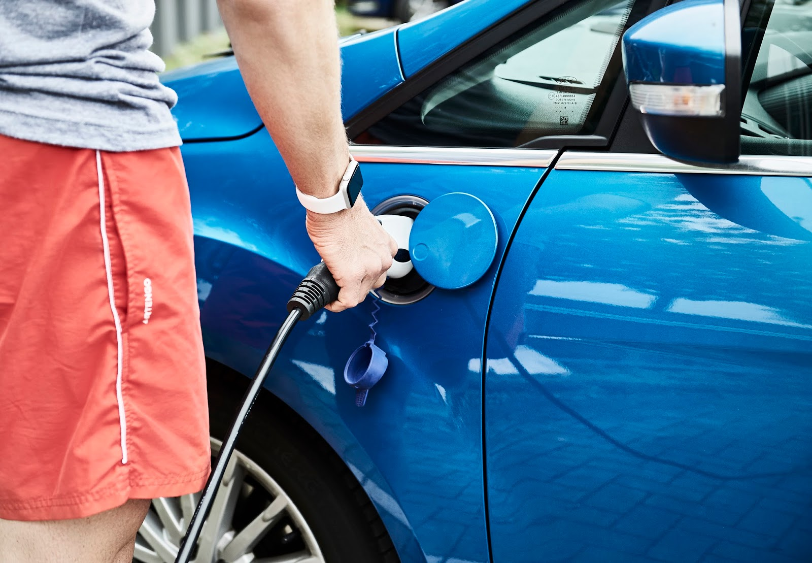 13 MyFordMobile charging Χρησιμοποιείστε το smartwatch σας για να τσεκάρετε το ηλεκτρικό σας αυτοκίνητο Ford Android Auto, Apple CarPlay, Electric cars, Ford, videos, Τεχνολογία