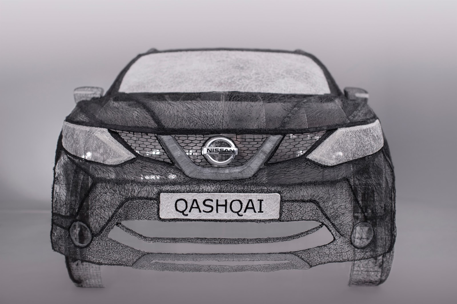 149158 1 5 Η Nissan κατασκεύασε την μεγαλύτερη τρισδιάστατη εκτύπωση στον κόσμο σε… QASHQAI ! Fun, Nissan, Nissan Qashqai, videos, Τεχνολογία