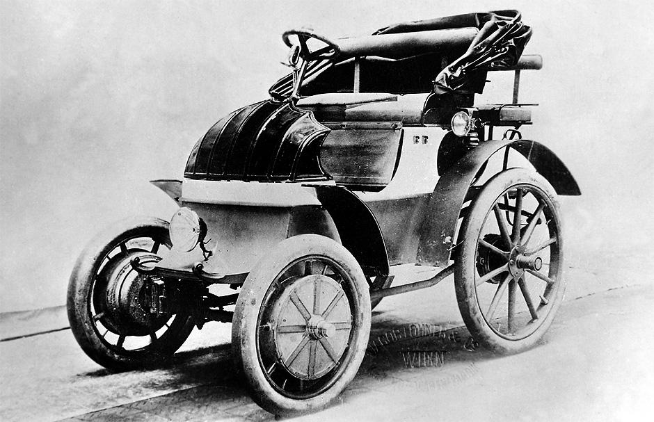 1900 lohner porsche copyright porsche Η μέρα που γεννήθηκε ο Porsche Classic, Porsche, VW Beetle, zblog, Προσωπικότητες