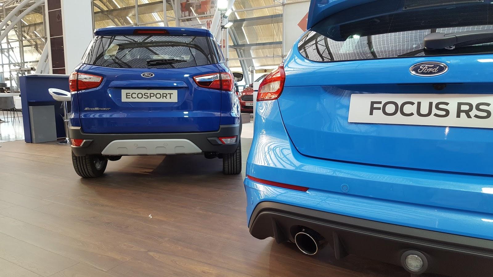 20160928 090951 1 Δείτε όλα τα νέα μοντέλα Ford στο The Mall Athens Ford, Ford EcoSport, Ford Fiesta ST-Line, Ford Focus RS, Ford KA+