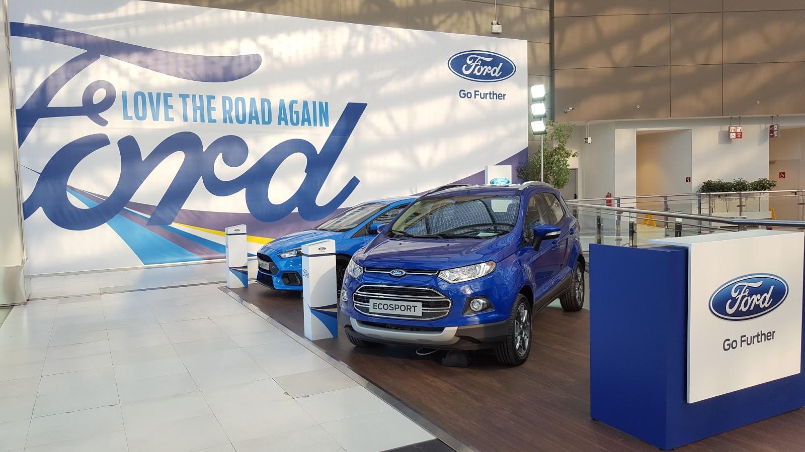20160928 091028 Δείτε όλα τα νέα μοντέλα Ford στο The Mall Athens Ford, Ford EcoSport, Ford Fiesta ST-Line, Ford Focus RS, Ford KA+