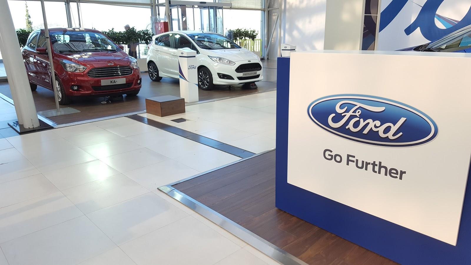 20160928 091100 Δείτε όλα τα νέα μοντέλα Ford στο The Mall Athens Ford, Ford EcoSport, Ford Fiesta ST-Line, Ford Focus RS, Ford KA+