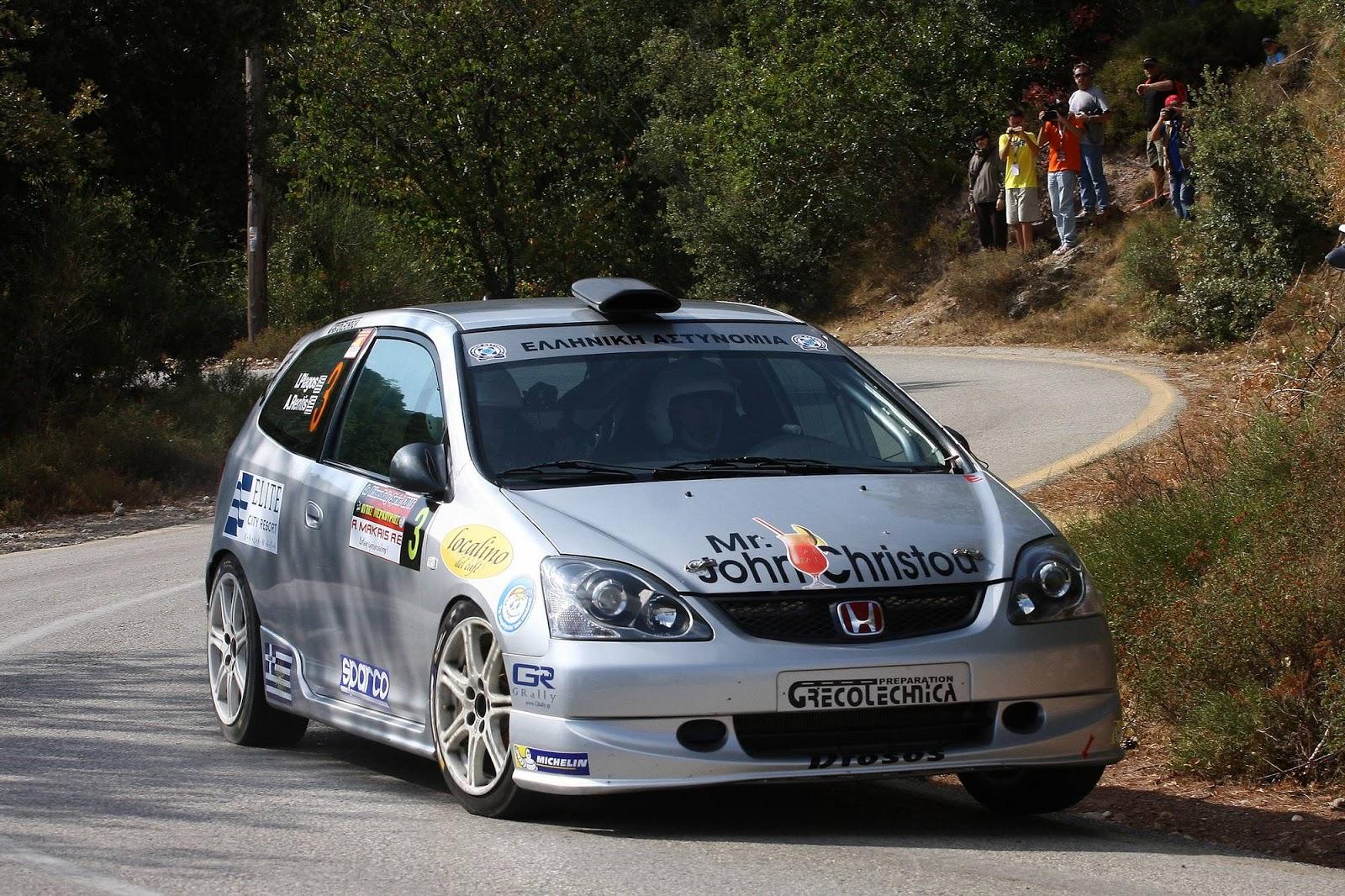 25CE25A025CE25BB25CE25AC25CE25B325CE25BF25CF2582 25CE25A125CE25AD25CE25BD25CF258425CE25B725CF2582 Ολοκληρώθηκε το 4ο Athens Rally Sprint με νικητή τον Πλάγο με Honda Civic Type-R