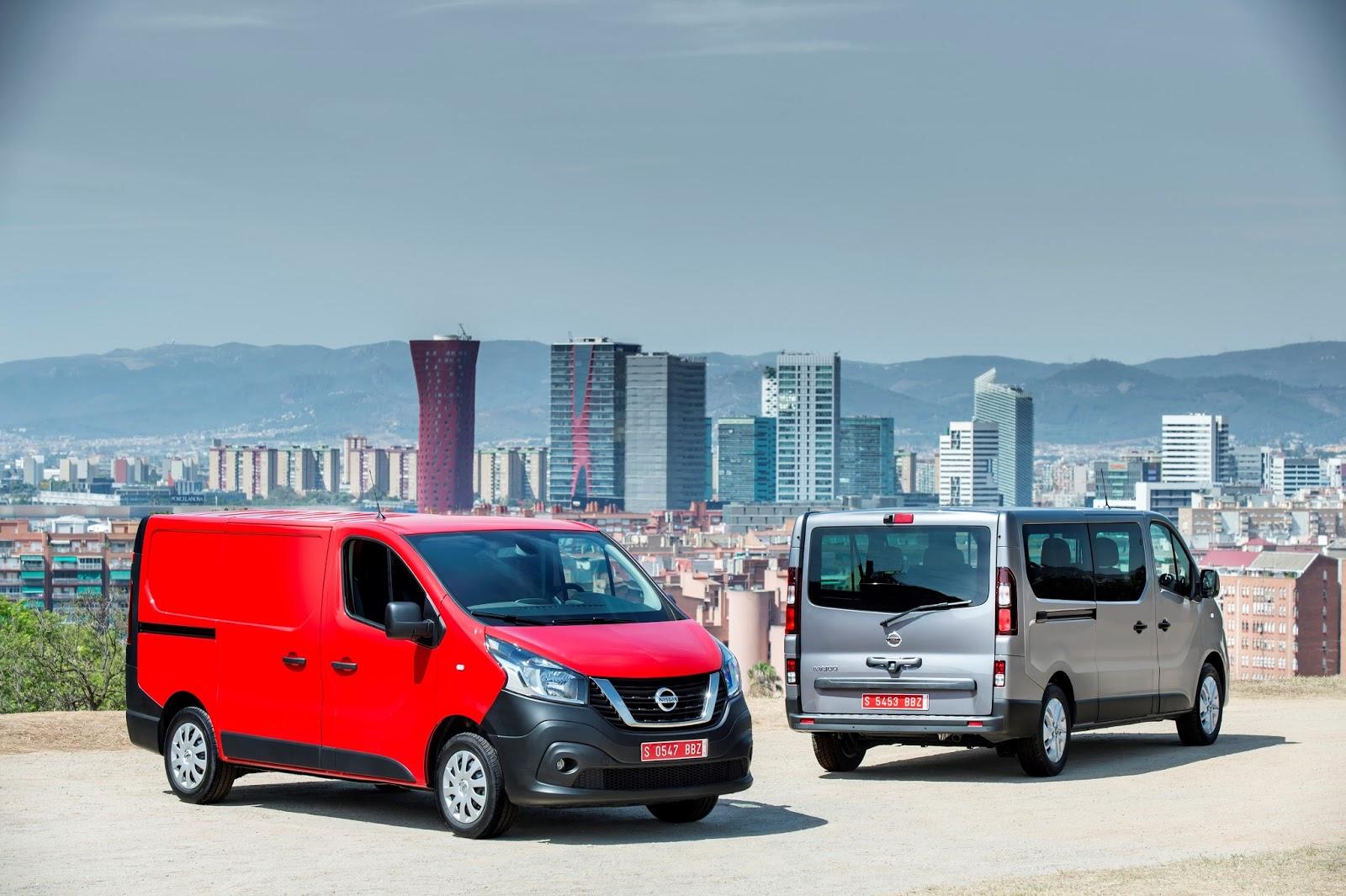 426150063 Nissan NV300 Van and Combi Παγκόσμιο ντεμπούτο για το νέο Nissan NV300 Nissan, Nissan NV, Nissan NV300, Nissan NV400, VAN, videos, Επαγγελματικά