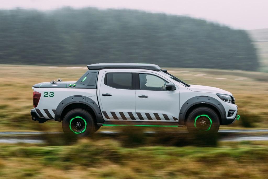 426150115 Nissan Navara EnGuard Conceptrs Nissan Navara EnGuard Concept: Το απόλυτο παντός εδάφους pick-up για επιχειρήσεις διάσωσης Nissan, Nissan navara, Nissan Navara EnGuard Concept, Pick-up, pickup, videos