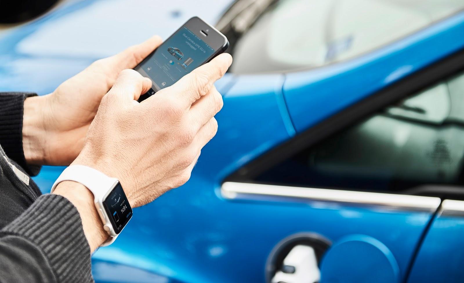4 MyFordMobile charging Χρησιμοποιείστε το smartwatch σας για να τσεκάρετε το ηλεκτρικό σας αυτοκίνητο Ford Android Auto, Apple CarPlay, Electric cars, Ford, videos, Τεχνολογία