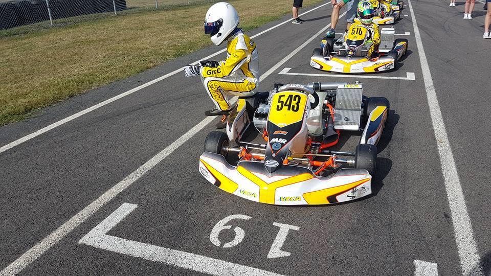 Column02 Ο 15χρονος Αλέξανδρος Ντάρσυ εκπροσώπησε φέτος την Ελλάδα στον παγκόσμιας εμβέλειας θεσμό CIK-FIA Academy Trophy CIK-FIA Karting Academy Trophy, karting, καρτ