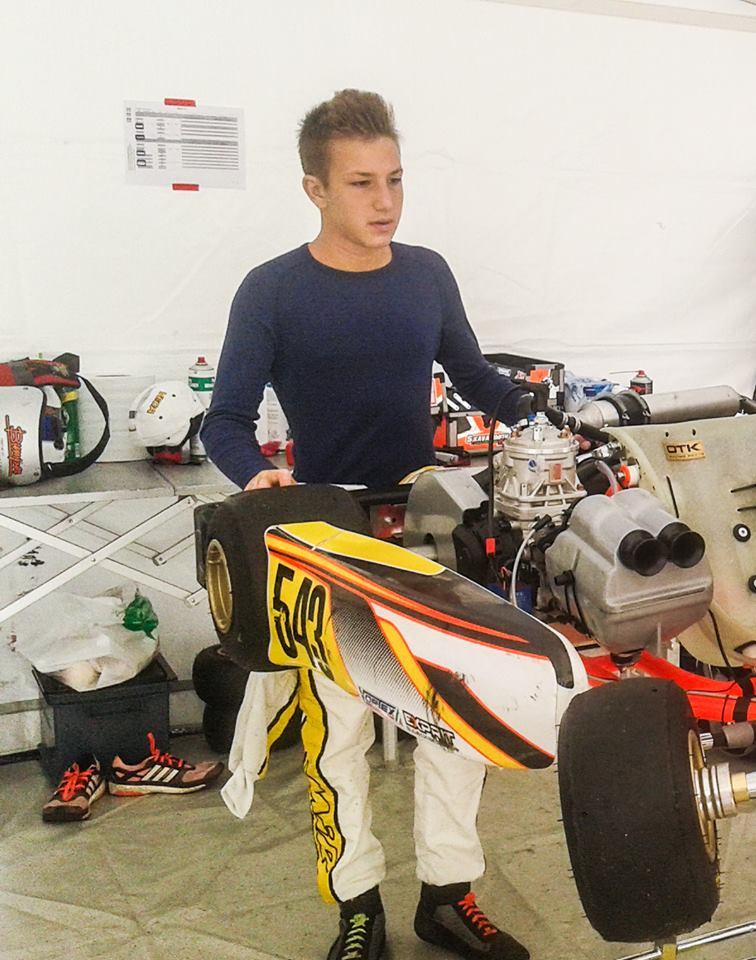 Column03 Ο 15χρονος Αλέξανδρος Ντάρσυ εκπροσώπησε φέτος την Ελλάδα στον παγκόσμιας εμβέλειας θεσμό CIK-FIA Academy Trophy CIK-FIA Karting Academy Trophy, karting, καρτ