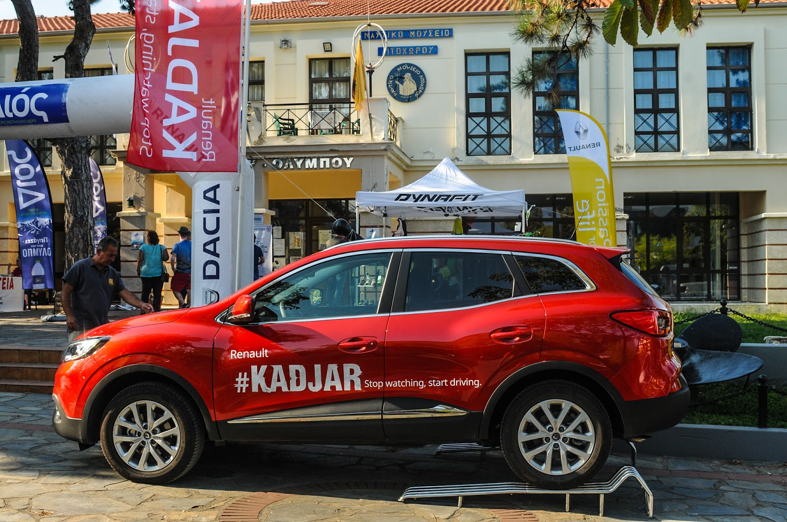 DSC 40400015 Το Renault Kadjar στον 30ο Ορειβατικό Μαραθώνιο Ολύμπου