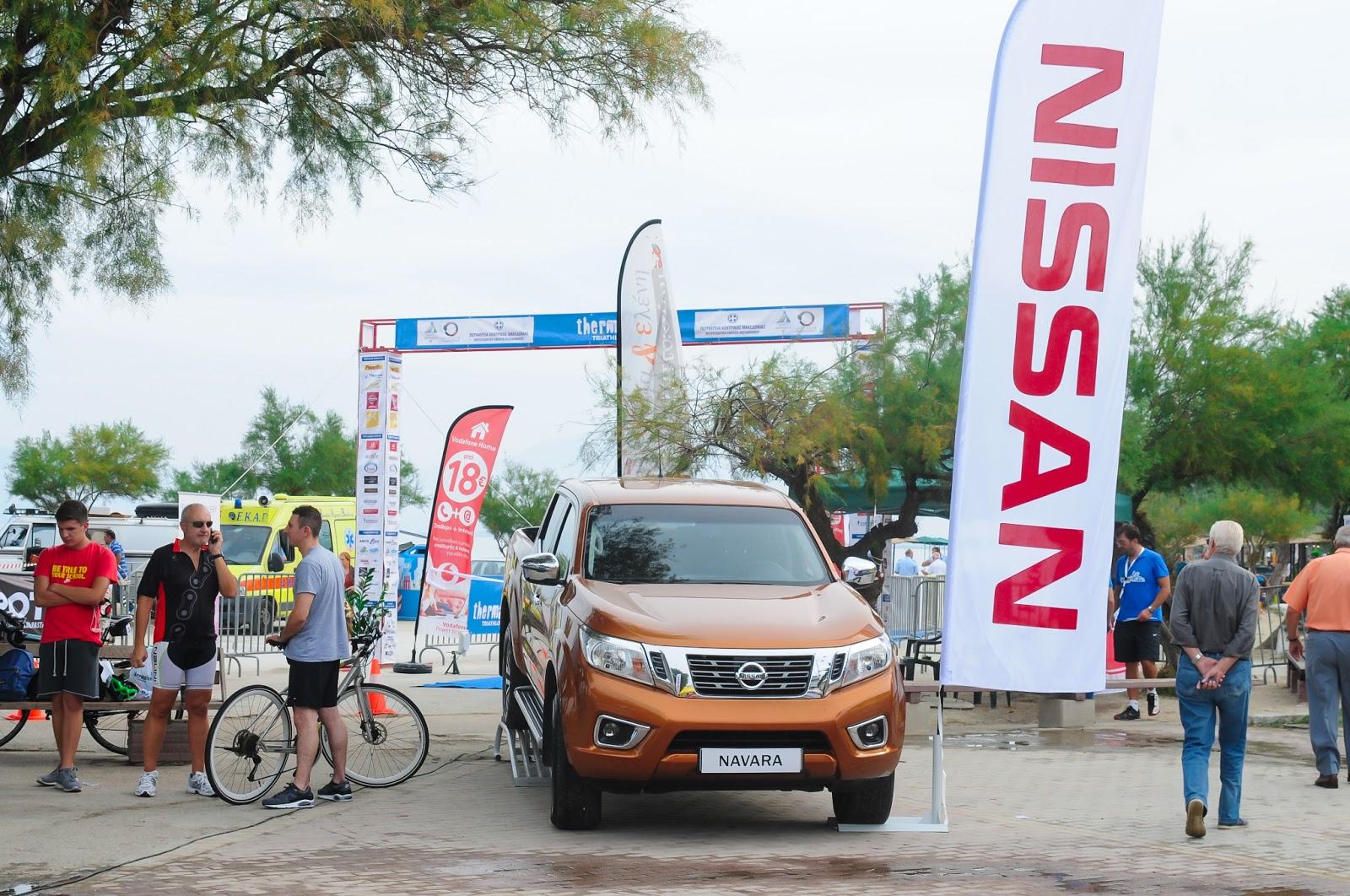 """DSC 55060026 Δυναμική συμμετοχή της Nissan στο """"Θερμαϊκός Τρίαθλο 2016"""" Nissan"""