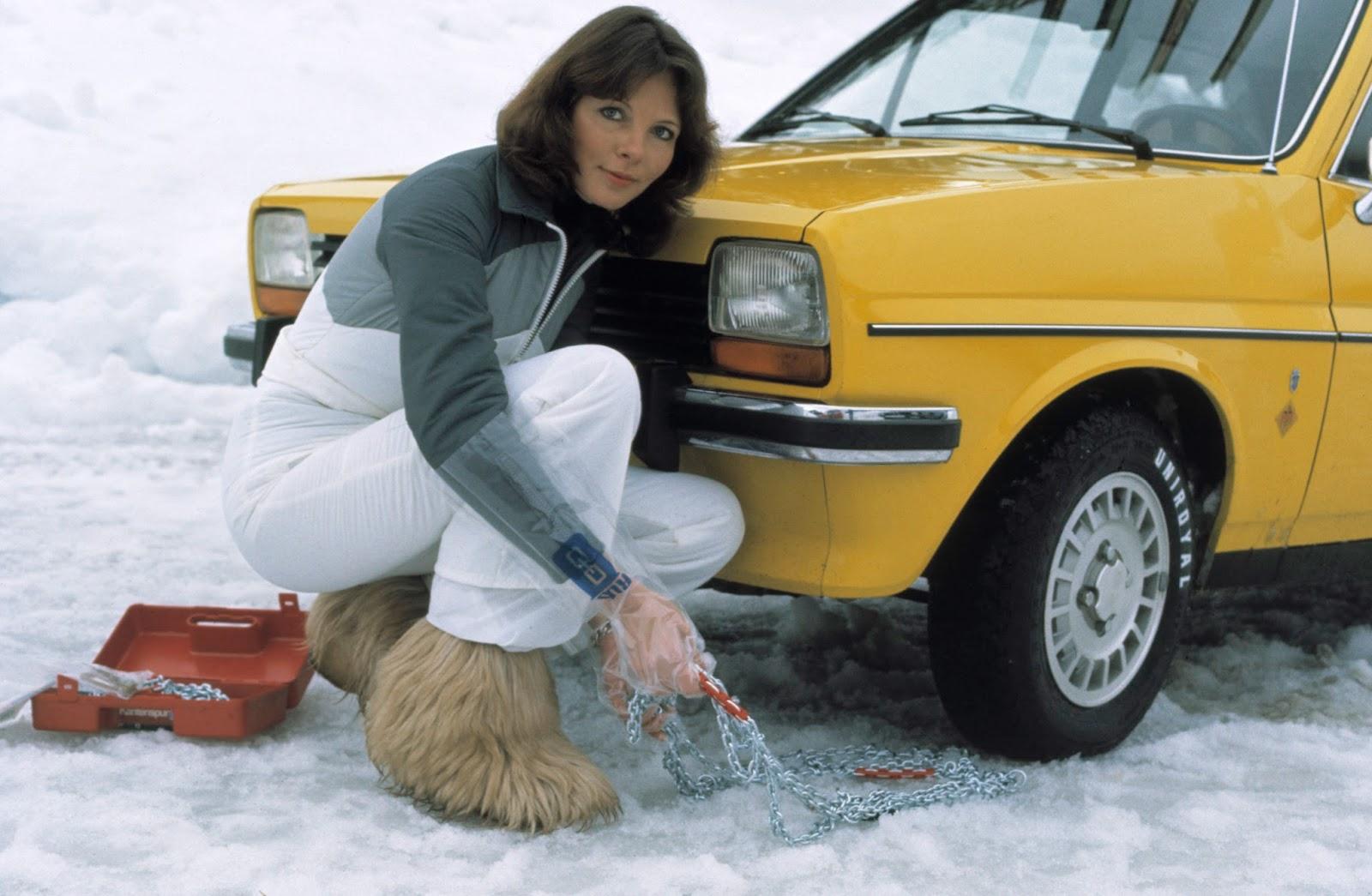 FordFiesta 1976 1983 Fiesta Ghia Winter 02 2 Έκανες Πολύ Δρόμο Μωρό μου! - Το Ford Fiesta Γίνεται 40 Ετών Ford, Ford Fiesta, Fun, videos, zblog